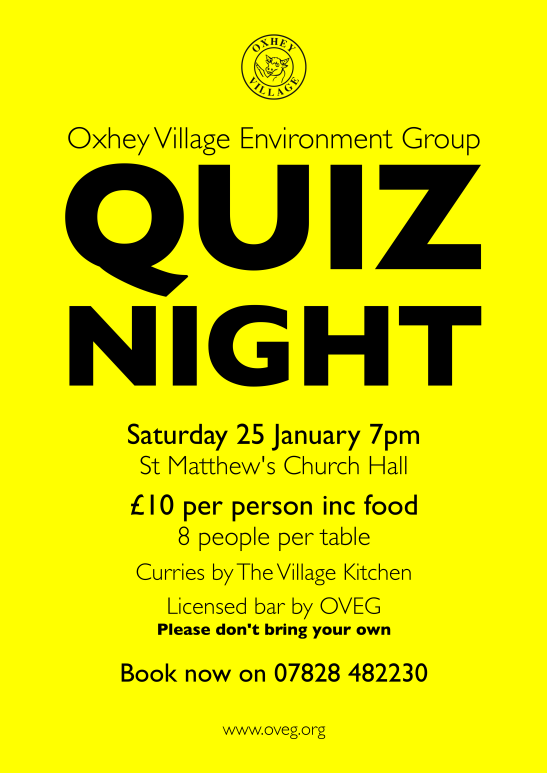 2014 Quiz NIght