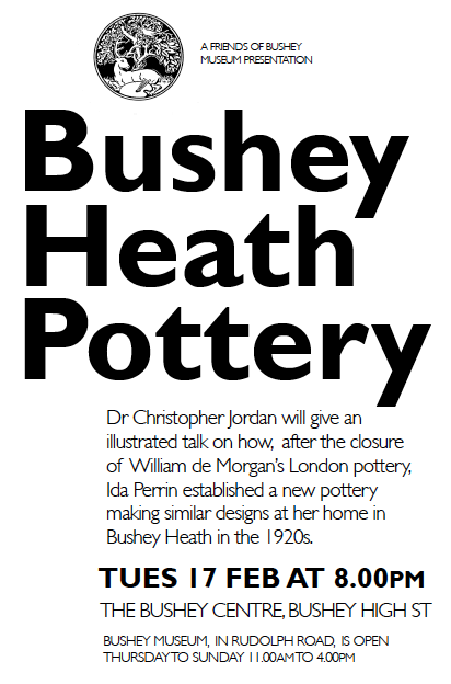 Bushey Heath Pot