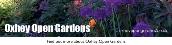 Oxhey Open Gardens