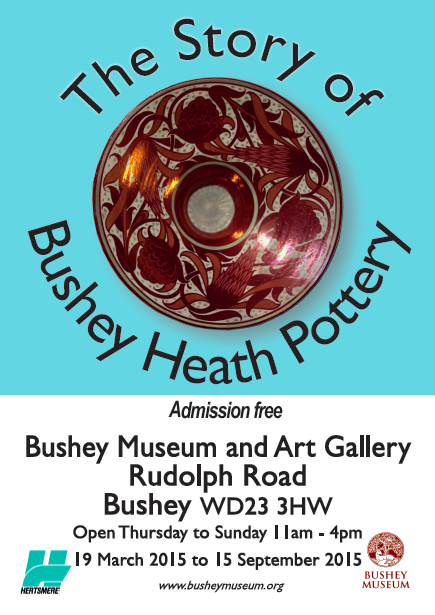 Bushey Heath Pottery