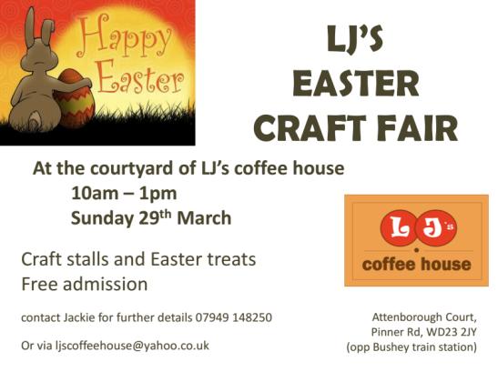 LJ's Easter Fayre
