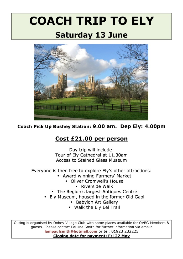 COACH TRIP TO ELY