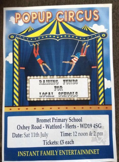 Bromet Circus
