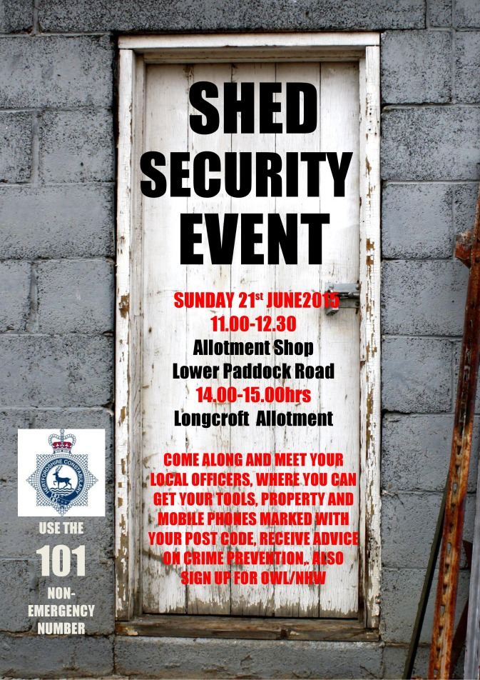 Shed Security Event Poster-page-0