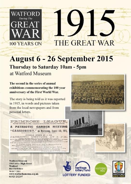 Watford WW1