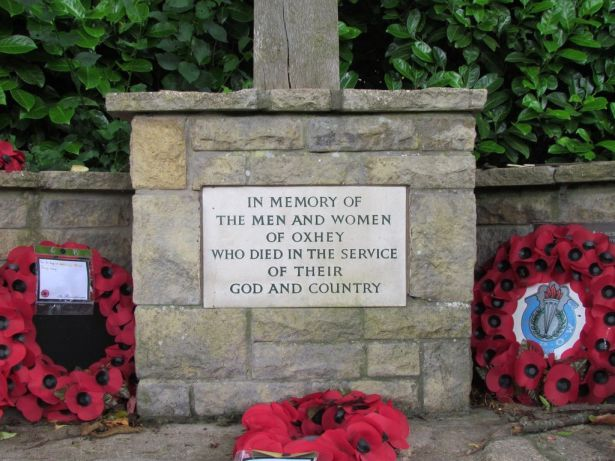 Oxhey Remembrance