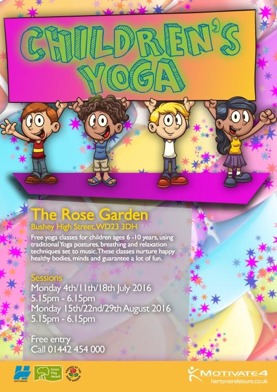 4:7 Childrens Yoga