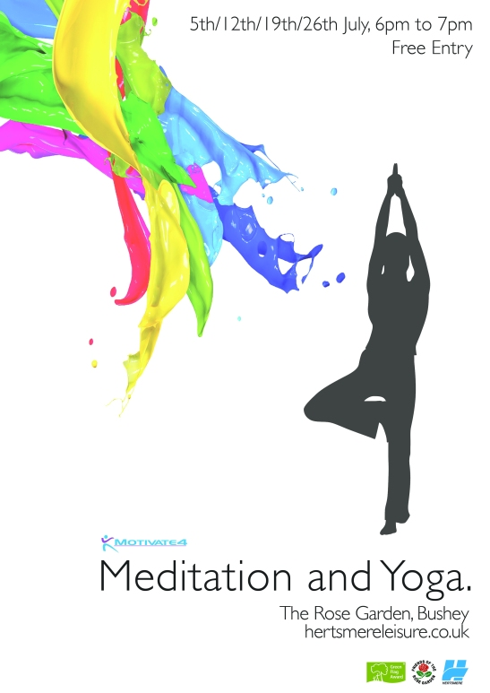 5:7 Meditiation and Yoga