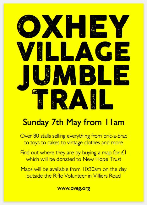 Jumble Trail poster 2