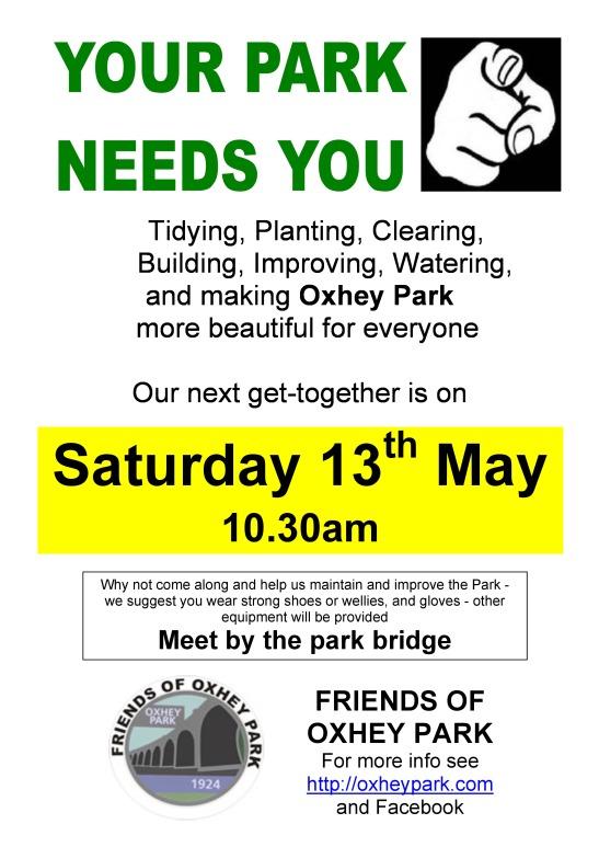 FoOP clean up Poster