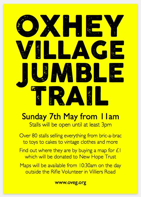 Jumble Trail