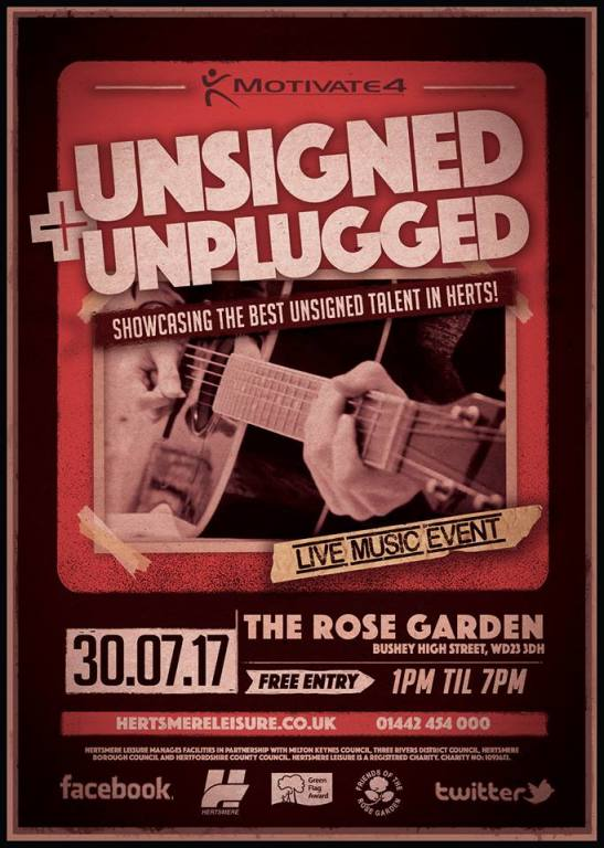 unsigned unplugged