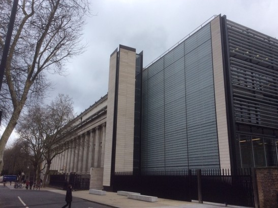 Museum extension 2