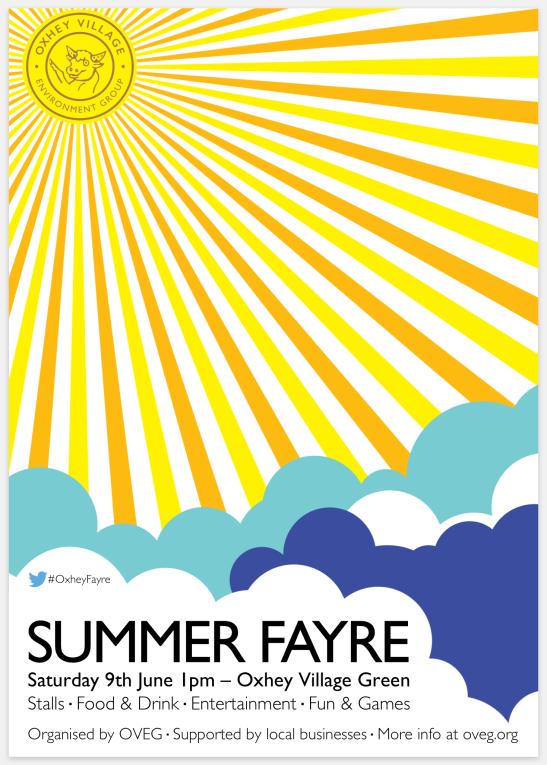 Summer Fayre 2018